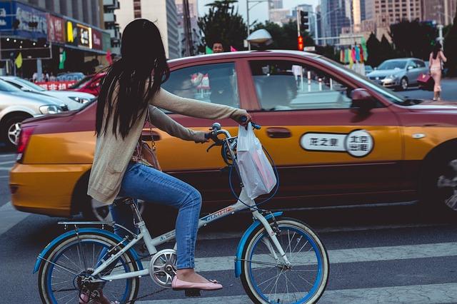 中国タクシー